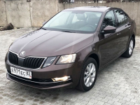 Skoda Octavia new AT